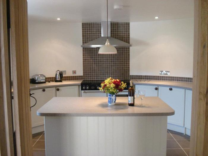 Kitchen in the Roundel