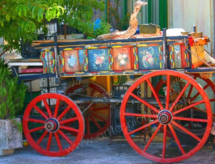 cart flat
